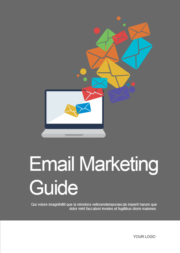 email marketing ebook template