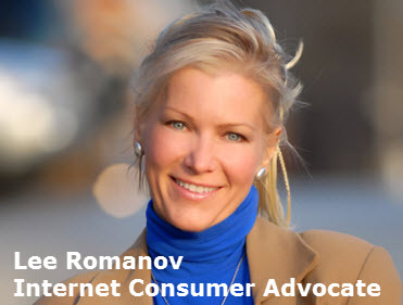 lee romanov Internet advocate