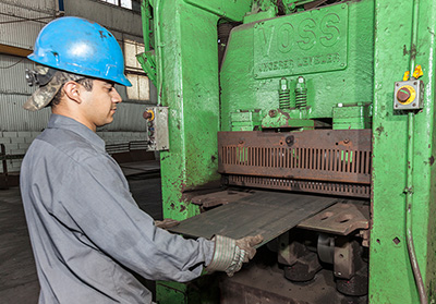 Steel Leveling