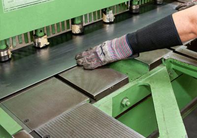 Steel Shearing
