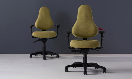 Fabric Ergonomic Chair