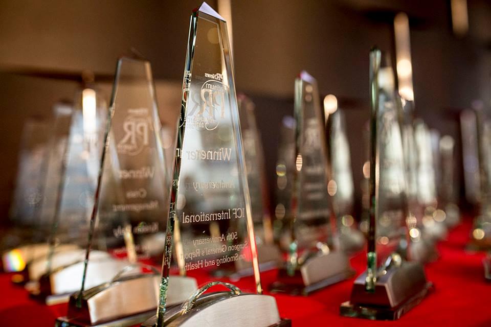 Pr News Wire Awards