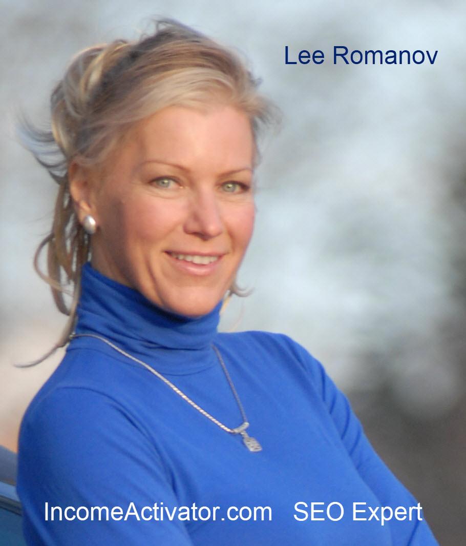 Lee Romanov SEO expert
