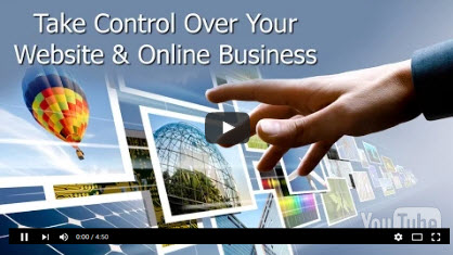 Take control over your website