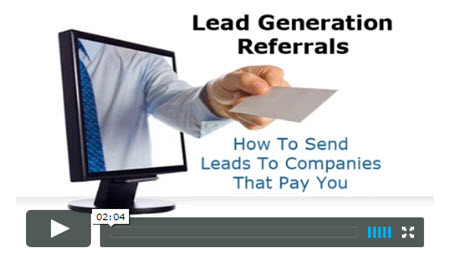 how to get paid from leads