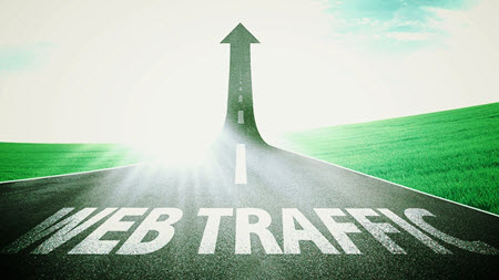 How to get visitor Traffic