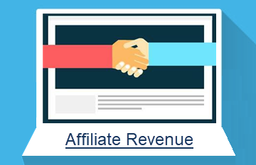 huge affiliate revenue