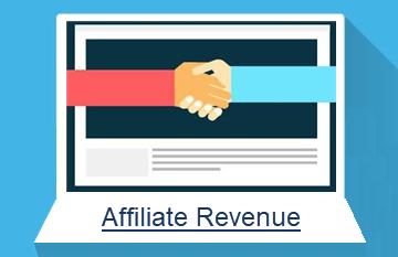 huge affiliate revenue