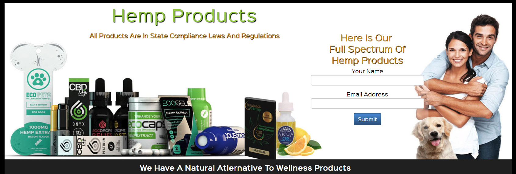 cbd hemp free websites