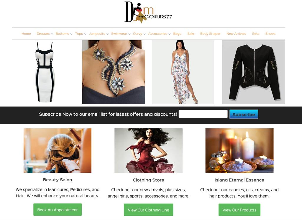 free online store with website