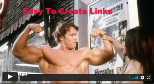 adding links to your website