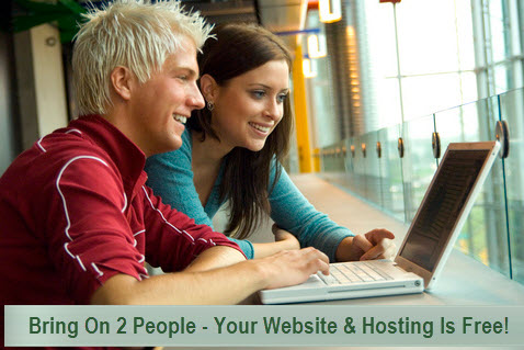 free website and hosting