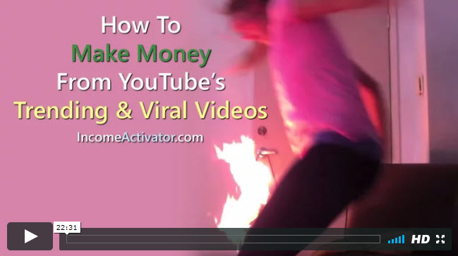 How much money can you make off a viral youtube video