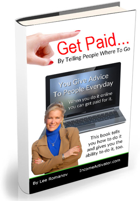 Get Paid for leads