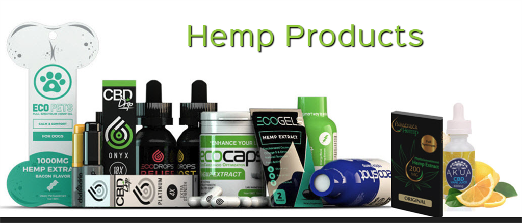 hemp wellness products
