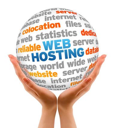 Website Hosting Ball