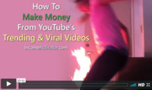 Make money from YouTubes Videos