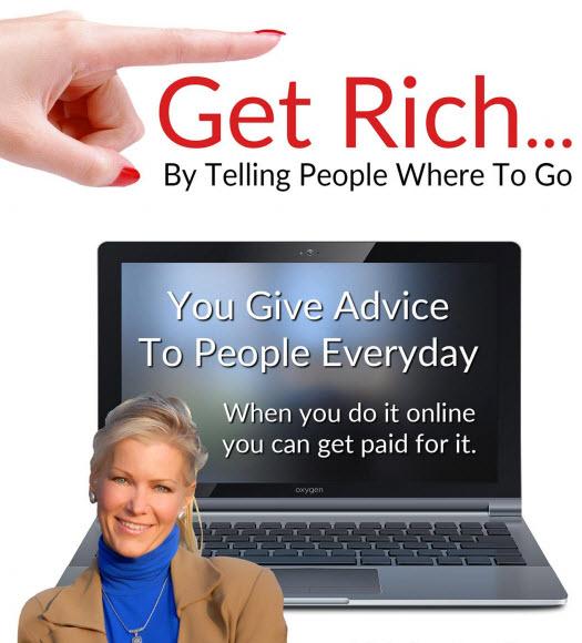 Get Rich book