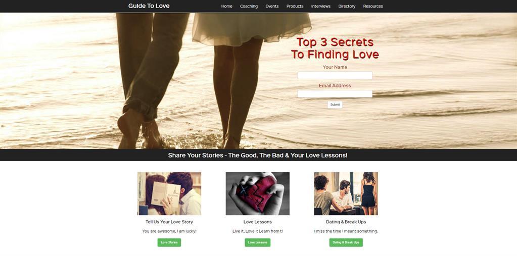 free relationship website