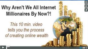 make millions online