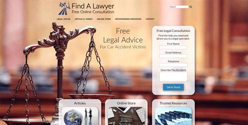 free lead revenue website