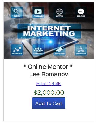 online mentor