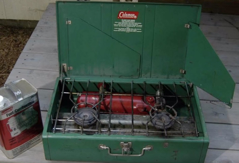 camping stove for house