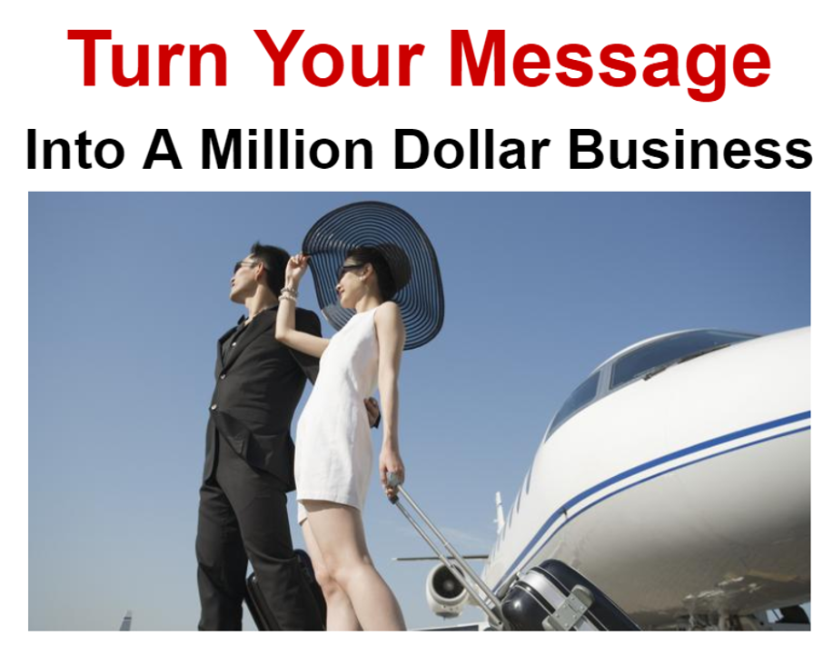 turn your business into millions