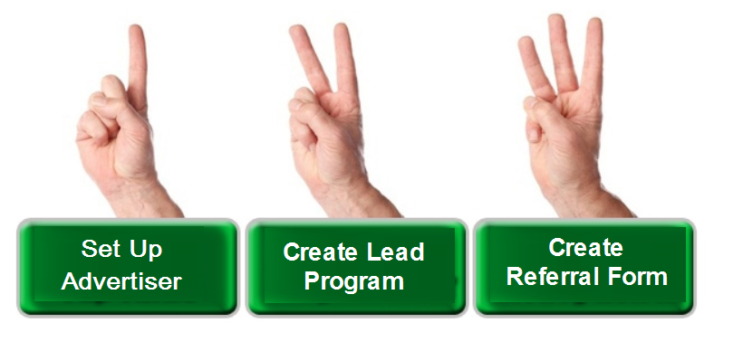 Creating Your Lead Program & Connecting Your Advertiser To It